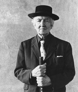 The poet Robert Graves