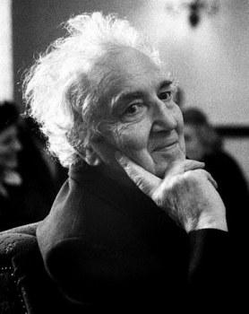 The poet Robert Graves