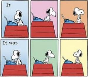 Good writing is hard work, part 2