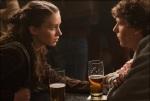 Rooney Mara and Jesse Eisenberg in The SocialNetwork