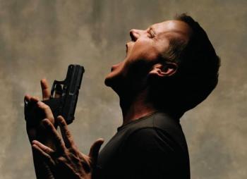 Kiefer Sutherland in 24