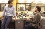 Jake Gyllenhaal and Robert Downey Jr. inZodiac
