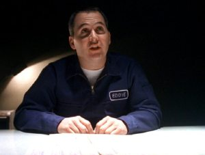 "Darin Morgan in The X-Files episode ""Small Potatoes"""