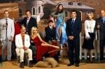 The cast of ArrestedDevelopment