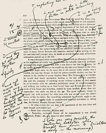 essays on ulysses james joyce