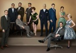 The cast of MadMen