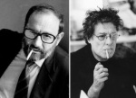 Umberto Eco and TomStoppard