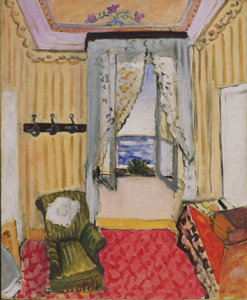"""Interior at Nice (Room at the Beau Rivage)"" by Henri Matisse"