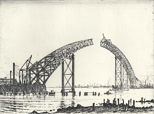 the unfinished span by otto august kuhler alec nevala lee