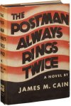 The Postman Always Rings Twice by James M.Cain