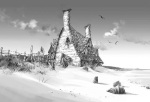 Concept art for Harry Potter and the Deathly Hallows Part1