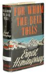 For Whom The Bell Tolls by ErnestHemingway