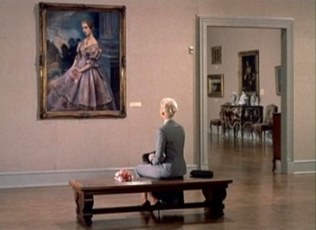 Kim Novak in Vertigo