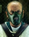 Anthony Hopkins as HannibalLecter