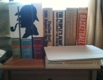 My bedside books