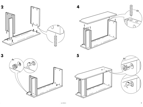 Instructions For The Billy Bookcase Alec Nevala Lee