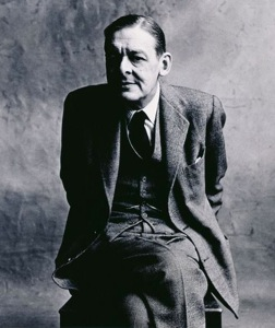 Portrait of T.S. Eliot by Irving Penn