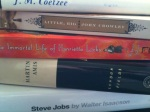 A few more of the books I read thisyear