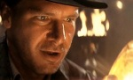 Harrison Ford in Indiana Jones and the Temple ofDoom