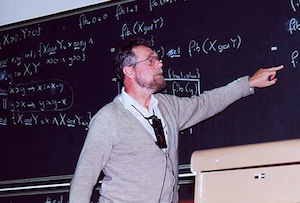 Edsger dijkstra handwriting analysis