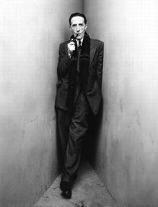 Portrait of Marcel Duchamp by Irving Penn