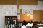 Robert Caro's office