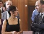 Julia Louis-Dreyfus and Tony Hale inVeep