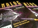 The June 2011 issue of Analog Science Fiction and Fact