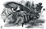 John Tenniel's illustration of the RedQueen