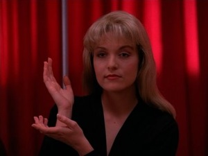 Sheryl Lee in Twin Peaks