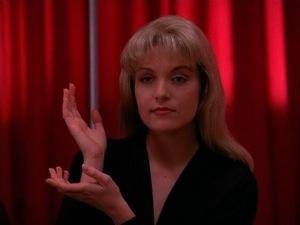 Sheryl Lee in Twin Peaks