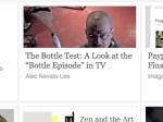 My Freshly Pressed blog post on August 15,2012