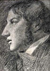 Self-portrait by John Constable