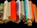 Sliced Books by Stefano Arienti