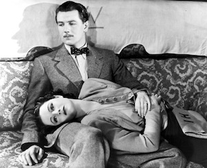 Michael Redgrave and Margaret Lockwood in The Lady Vanishes