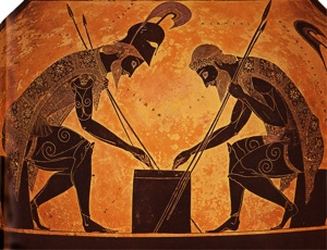 Achilles and Ajax