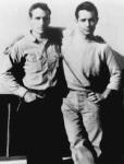 Neal Cassady and JackKerouac