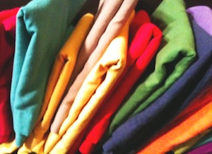 My cloth napkins