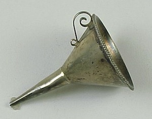 A funnel