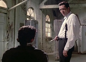 Michael Madsen in Reservoir Dogs