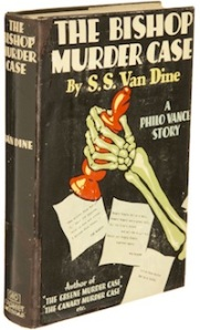 The Bishop Murder Case by S.S. Van Dine