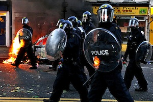 The 2011 London riots