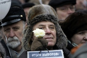 2011 Russia Protests