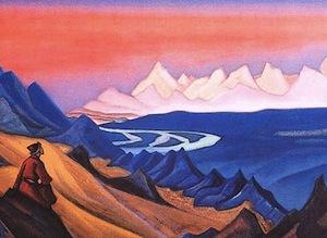 Shambhala by Nicholas Roerich