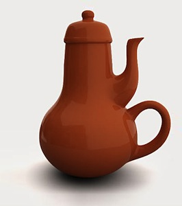 Teapot for Masochists by Jacques Carelman