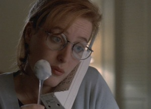 Gillian Anderson in War of the Coprophages
