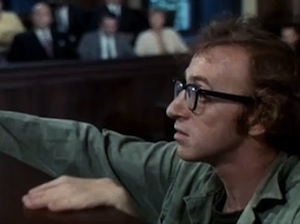 Woody Allen in Bananas