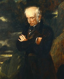 William Wordsworth by Benjamin Robert Haydon