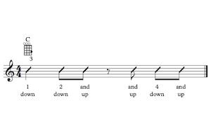 The calypso strum