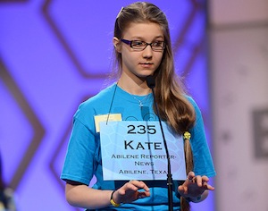 The Scripps National Spelling Bee